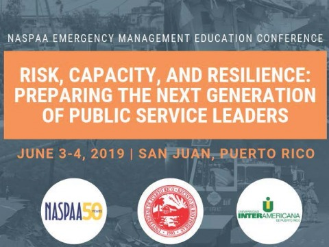 2019 San Juan Conference on Emergency Management