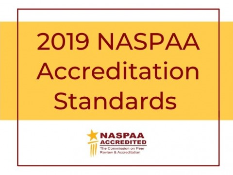 2019 NASPAA Standards Approved