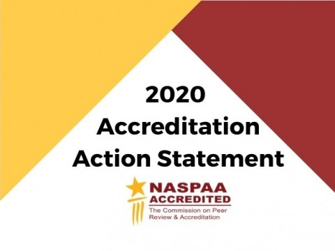 2020 Action Statement Cover