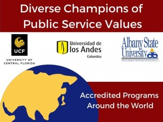 Diverse Champions Of Public Service Values