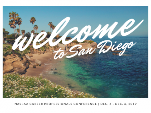 2019 NASPAACareer Meeting