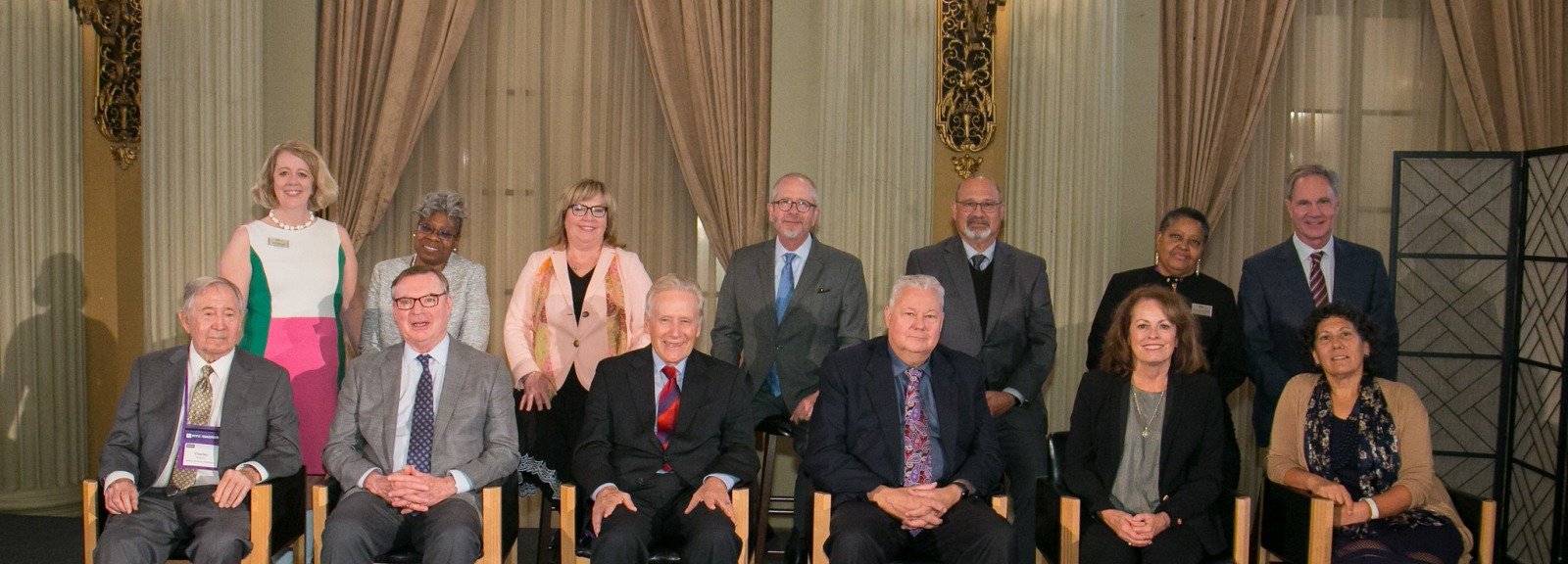Past NASPAA Presidents