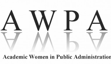 Academic Women in Public Administration (AWPA) Logo