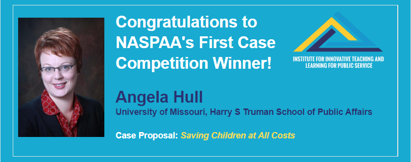 Case Competition Winner Angela Hull